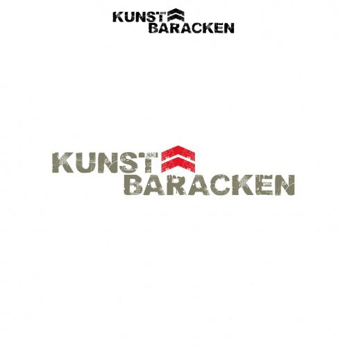Logo für Immobilienfirma - Baracken für Künstler