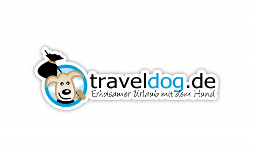 Logo voor het online reisbureau voor vakantie met uw hond