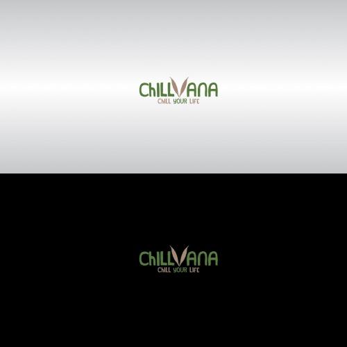 Logo-Design für chillvana