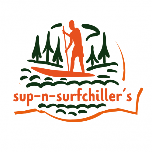 Logo-Design für SuP-Board-Verleih