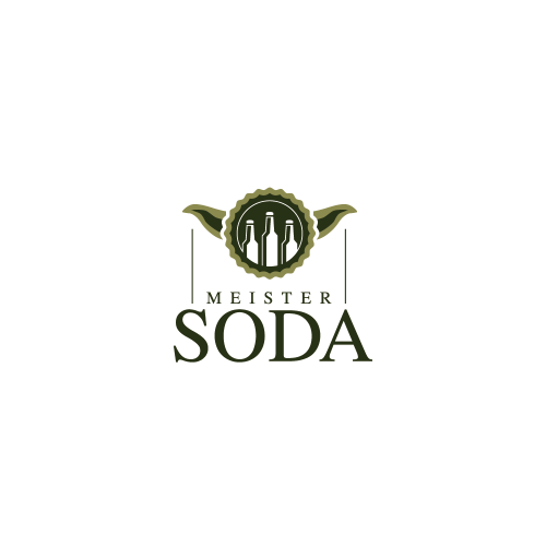 Logo-Design für einen Getränkelieferdienst