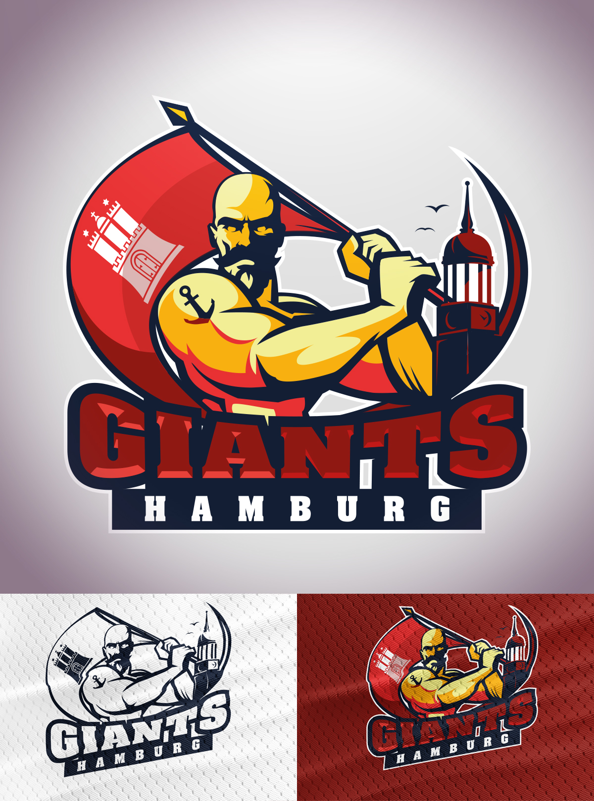 Hamburg Bundesliga Team: Hamburg Giants