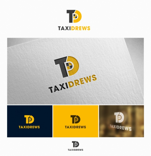 Logo-Design für Taxiunternehmen