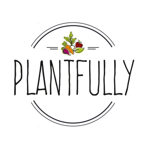 Logo-Design für nachhaltige, vegane Lebensmittel