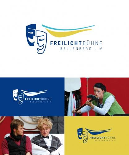 Logo-Design für die Freilichtbühne Bellenberg e.V.