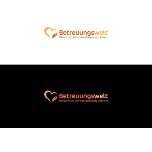 Logo-Design für Betreuungseinrichtung von pflegebedürftigen Senioren
