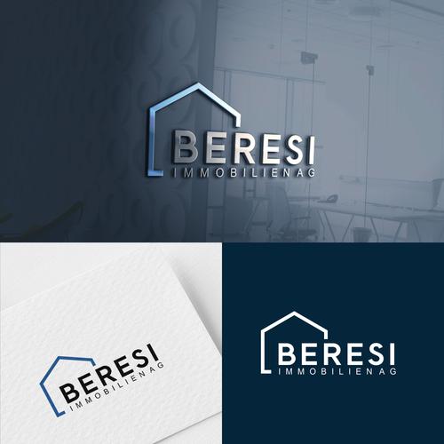 Logo-Design für Immobilienfirma