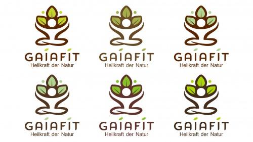 Logo-Design für Gesundheitsprodukte