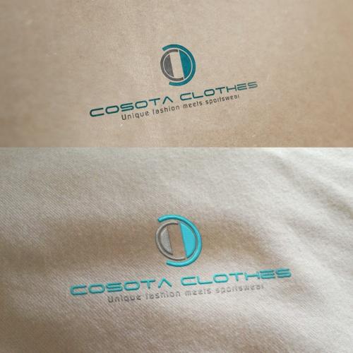 Corporate Design für Mode-Artikel im Bereich Sport