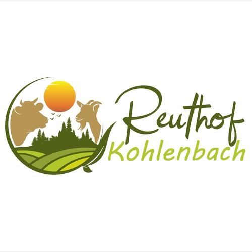 Logo-Design für Bio Bauernhof