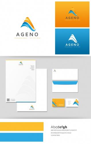 Corporate Design für Energieeinkaufsunternehmen