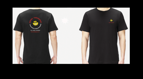 T-Shirt für  Sonnenschutz und Sicherheitsfolien