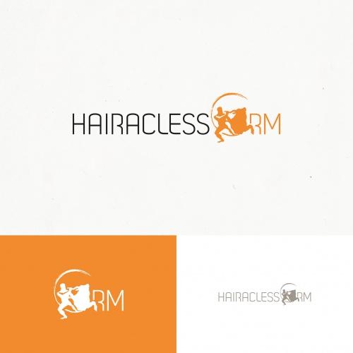 Logo-Design für Anbieter eines CRM-Systems für Betreiber von bspw. Haarentfernungsstudios und Kosmetikstudios