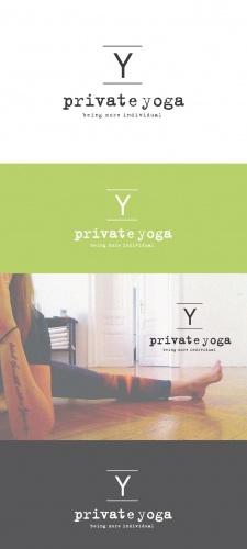 Logo-Design für private Yoga