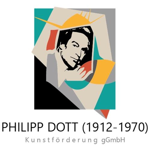 Logo-Design für Ausstellung einer Kunstförderung