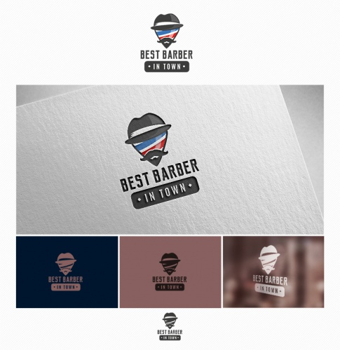 Logo-Design für Best Barber in Town