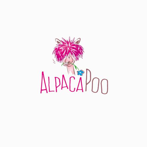 Logo-Design für Produzent von organischem Dünger aus Alpaka-Kot