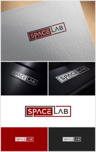 Logo-Design für SpaceLab