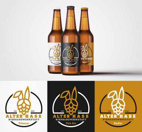 Logo-Design für Micro Brewery