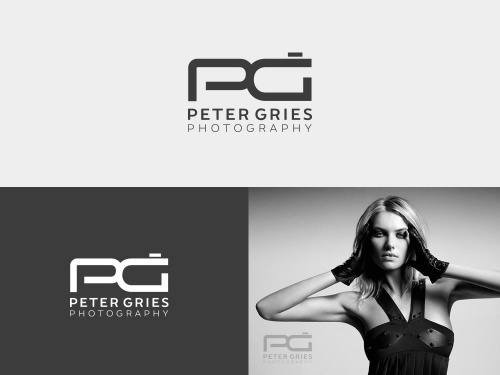 Logo-Design für Peter Gries