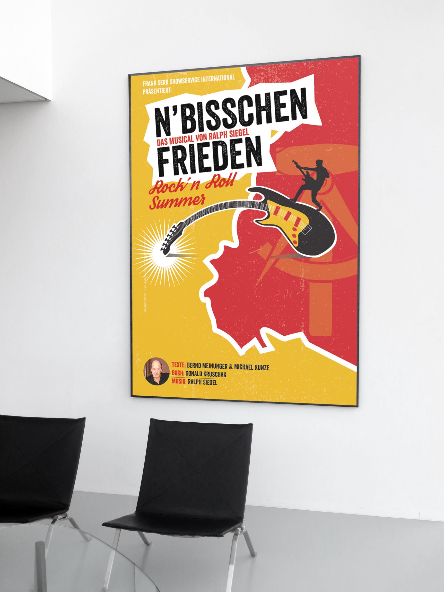 Plakat-Design-Ralph-Siegel » Plakat-Design » designenlassen.de