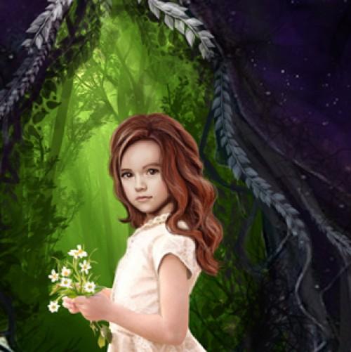Buch-/E-Book-Cover für Erstveröffentlichung eines kleinen Fantasyromans