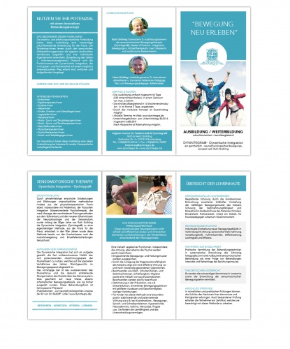 Weiterbildung sucht flyer design flyer design for Weiterbildung design