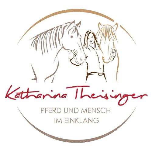 Logo-Design für Seminare zum Thema Menschen im natürlichen Umgang mit Pferden