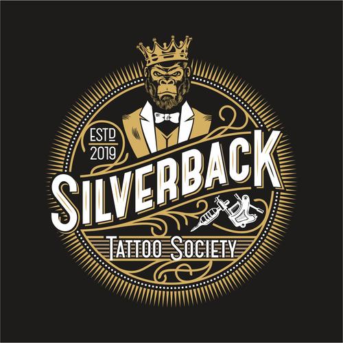 Logo-Design für Tattoo-Studio