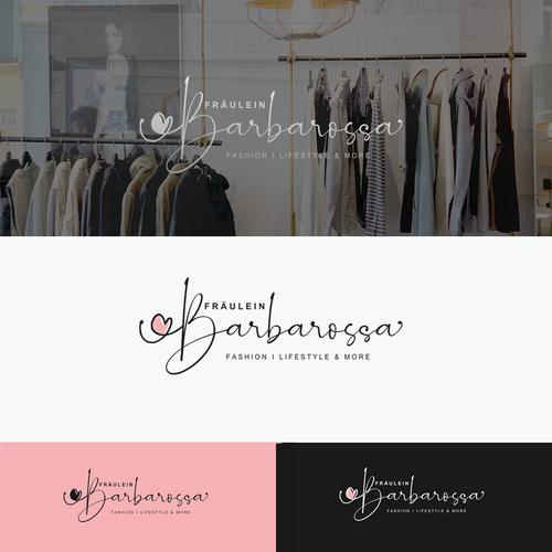 Logo-Design für modernen Concept Store