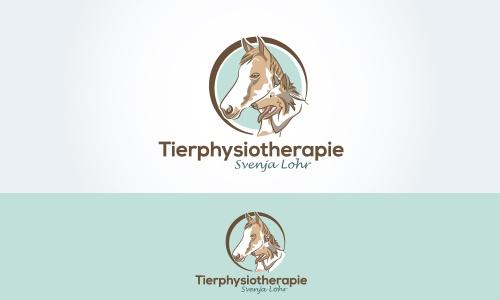 Logo-Design für Tierphysio