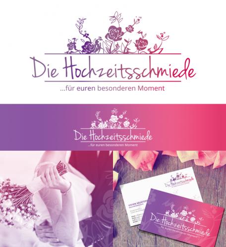 Wedding Planner / online shop op zoek Logo