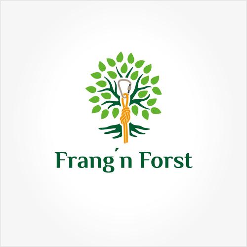 Logo & Visitenkarte für Forstwirtschaftsunternehmen