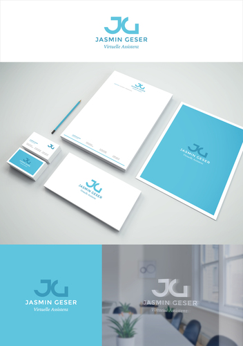 Logo-Design für Virtuelle Assistenz