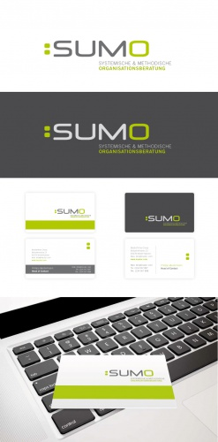 Logo-Design für Beratungsunternehmen SUMO