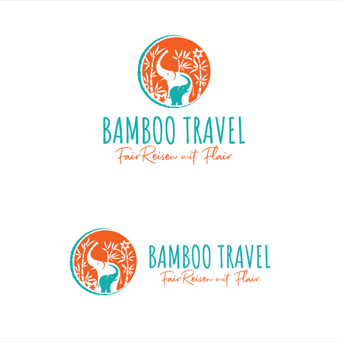 Logo-Design für Reiseveranstalter für nachhaltige Reisen in Südostasien
