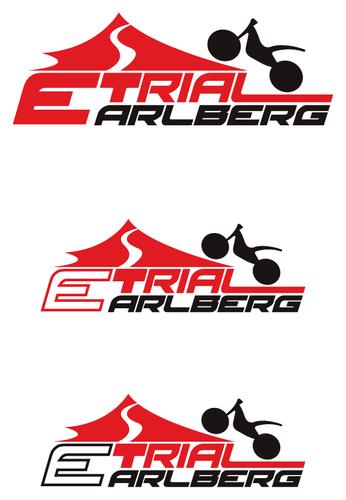 Logo-Design für E-Trial-Projekt