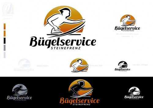Logo-Design für Bügelservice