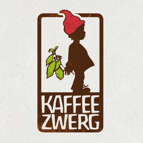 Logo-Design für Kaffeezwerg
