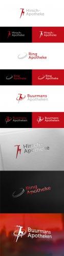 Logo-Design für Buurmans Apotheken