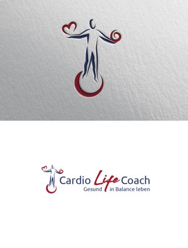 Logo-Design für Coaching & Therapie von herzkranken Menschen