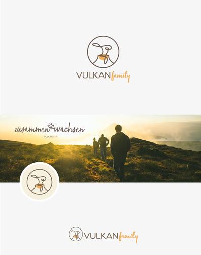 Logo & Social Media Paket für erlebnisorientiertes Familiencoaching