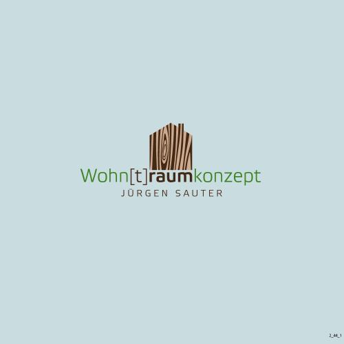 Logo-Design für individuelle Wohnraumgestaltung