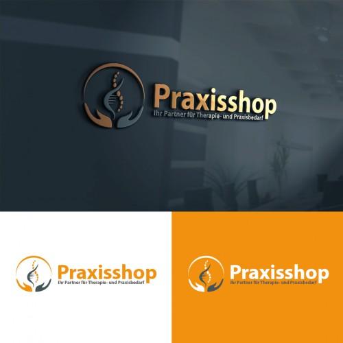 Logo-Design für Praxis-Shop gesucht