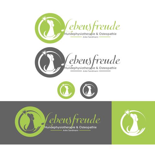 Logo-Design für Tierphysiotherapeutin & -osteopathin