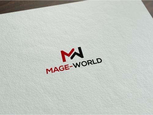 Logo-Design für Mage-World