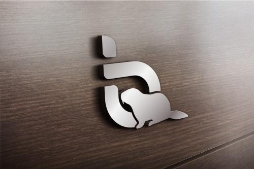 Fabrikant van exclusieve Smartphonehllen onderzocht Logo Design