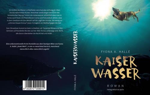 Buch-/E-Book-Cover für Kaiserwasser