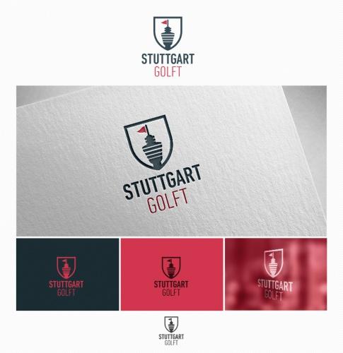 Logo-Design für Plattform für Golfkurse und Mitgliedschaften