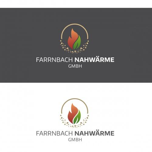 Logo-Design für Holzhackschnitzel-Heizanlage